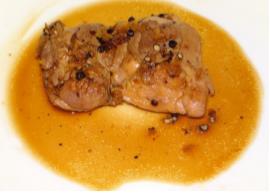 Chicken Adobo sous-vide