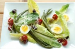 Sous Vide Haricot Vert Salad