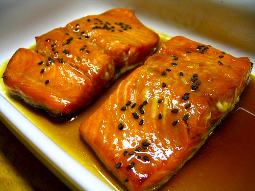 Honeyglazed-Salmon